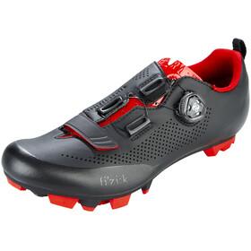 Fizik Terra X5 - Chaussures Homme - rouge/noir